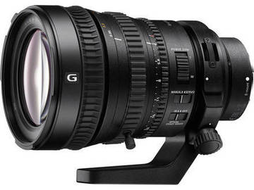 Rent: Sony 28-135mm servo zoom f4