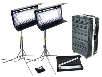 Rent: Kino Flo Diva-Lite 400 Kit 2 Lights with Case