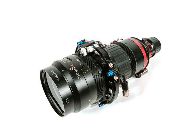 Angenieux Optimo 25-250mm T3.5 Zoom Lens w/ PL