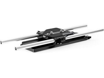 "Rent: ARRI BP-9 Bridge Plate Kit with 12"" Dovetail Plate & 15mm Ro"