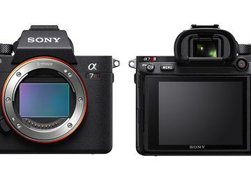 Rent:  SONY] A7R III MIRRORLESS  CAMERA BODY  + 2 batteries