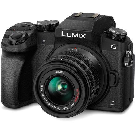 Panasonic Lumix G7 Plus EXTRAS!