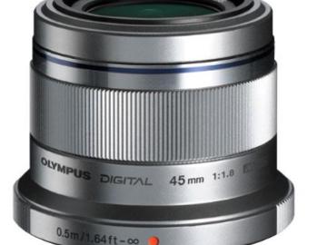 Rent: Olympus 45mm micro 4/3 lens