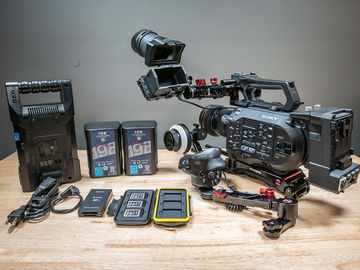 Rent: Sony PXW-FS7 Pro Package