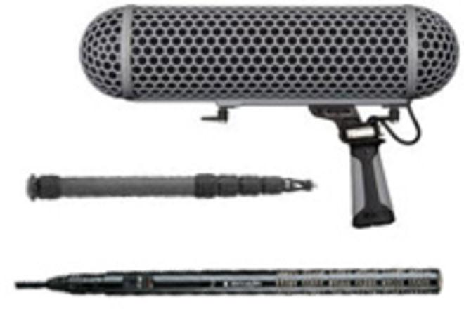 Seinnheiser ME66 Boom Kit