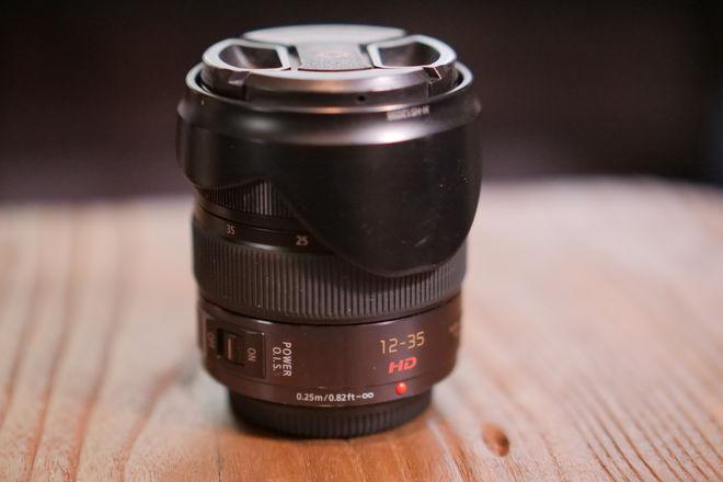 Panasonic Lumix G X Vario 12-35mm f/2.8 O.I.S. Lens