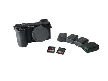 Rent: Sony  Alpha a6500 Mirrorless Digital Camera