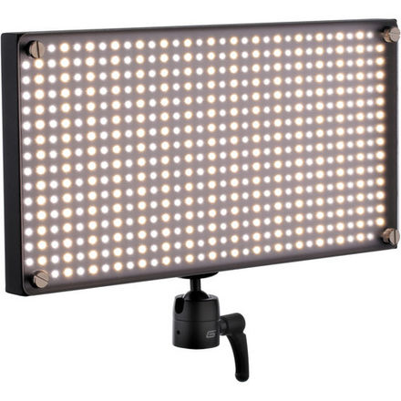 Genaray LED  500 Bi-Color LED Light w/softbox, grid, stand