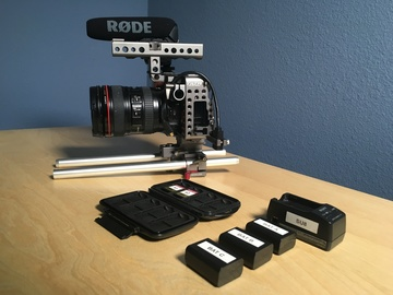 Rent: Sony a7s Camera Package