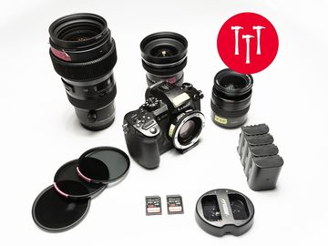 Panasonic GH5 V-Log | Sigma Art 50-100, Tokina 11-16, 12-35