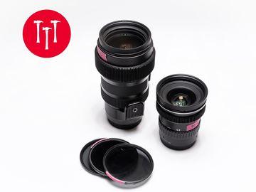 Canon EF Set | Sigma art f 1.8 50-100 | Tokina 11-16 | ND