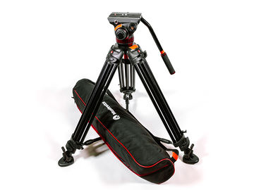 Rent: MANFROTTO MVH502A & 546B Tripod System