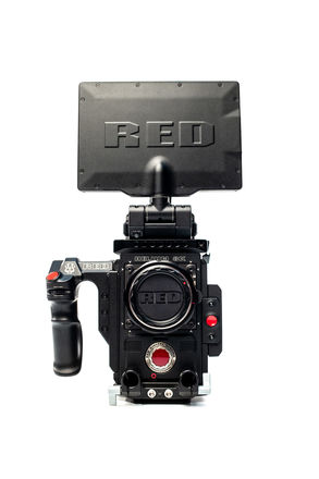 Red Weapon Helium 8k Package EF/PL