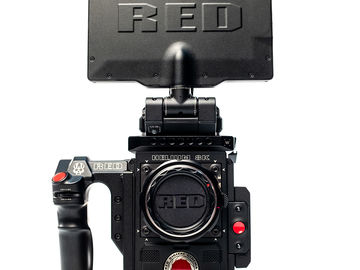 Rent: Red Weapon Helium 8k Package EF/PL