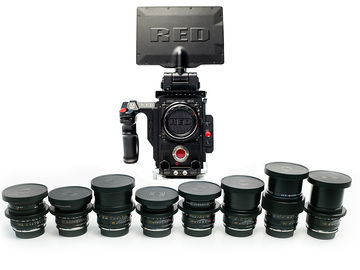 Rent: Red Weapon Helium 8k + Leica-R Summilux Package