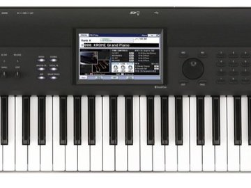 Rent: Korg Krome 61 key