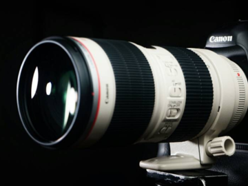 Canon 70-200 f2.8 L IS II USM