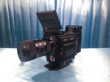 RED Raven Kit + Lens + Tripod