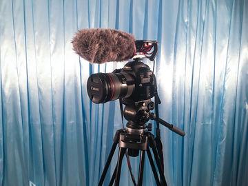 Canon EOS 5D Mark III + 2 Lenses + Mic +Tripod
