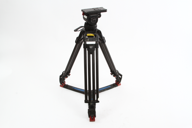 Sachtler Video Tripod Kit with Video 20P Fluid Head