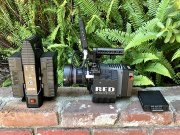 Rent: RED Scarlet Dragon 6K