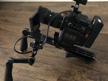 Rent: RED Epic-W Full Package