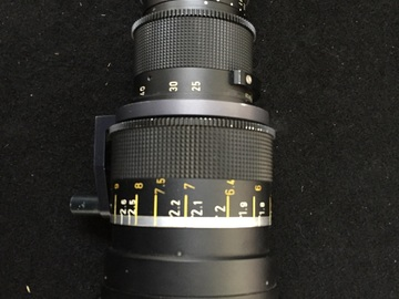 Rent: Angenieux Optimo 25-250 Zoom