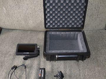 Rent: SmallHD Focus (w Sony Kit)