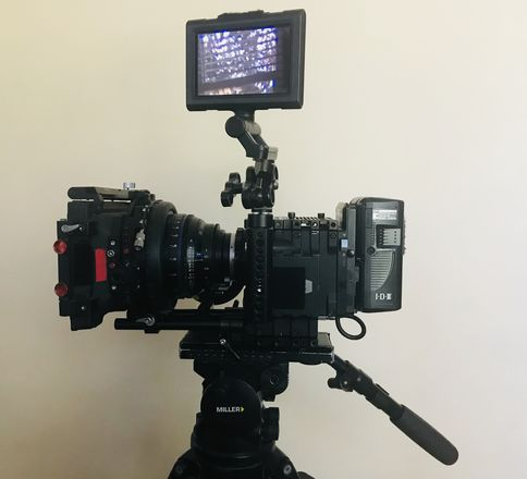 Red Epic X  w/  Zeiss CP.2's