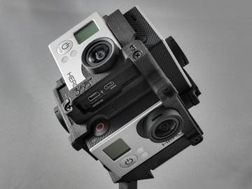Rent: 6 camera 360 GoPro Camera