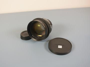 Rent: Nikkor 85mm f/1.4 D