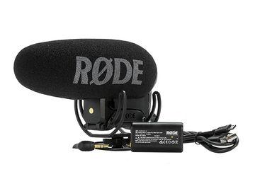 Rode VideoMic Pro+ On-Camera Microphone