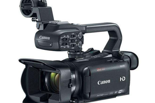 Canon XA35 HD-SDI 1080P Camcorder