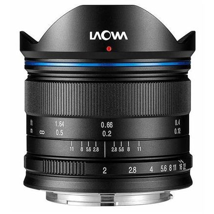 Venus Laowa 7.5mm f/2 Lens Lightweight for DJI Inspire 2 X5S