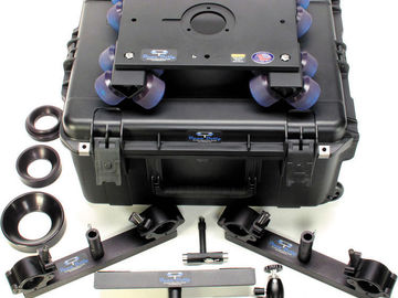 Rent: Dana Dolly complete kit #2 with stands, 4' or 6' track