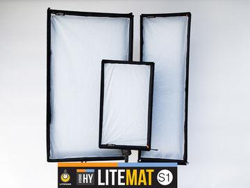 Rent: Litegear LiteMat Hybrid 3 light Interview kit #3