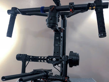 DJI Ronin 3-Axis Gimbal Stabilizer & Hard Case