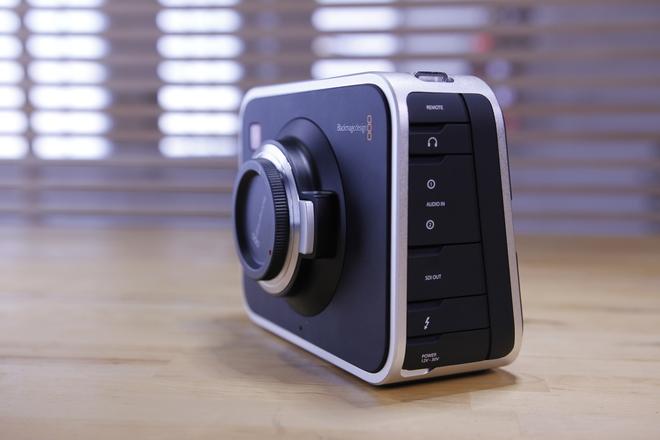 Blackmagic 2k Camera