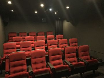 Rent: 21 Seat Screening Room