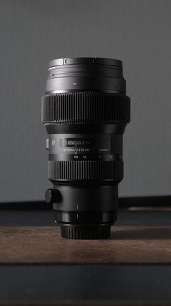 Sigma 50-100mm f/1.8 DC HSM Art