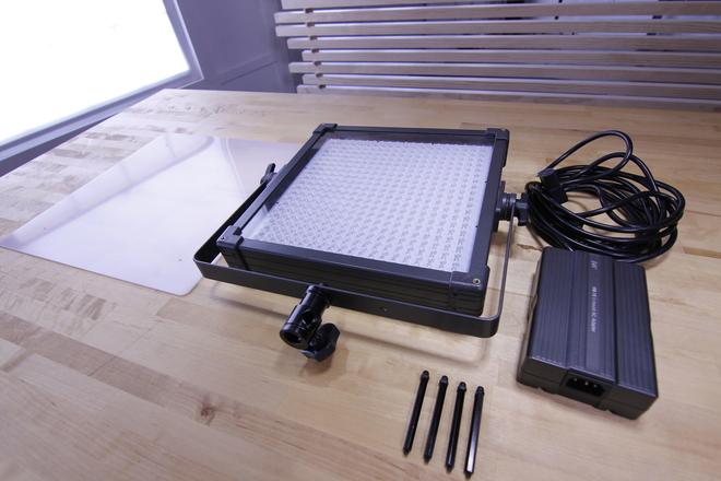 F&V K4000 LED Studio Panel Light Kit (x4 Lights)