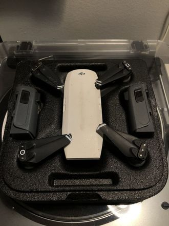 DJI Spark Drone Fly More Package