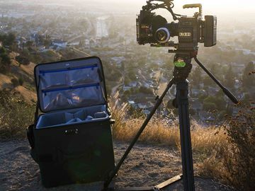 Rent: RED Scarlet-W Dragon 5K Basic Package NO MB, FF, or Tripod