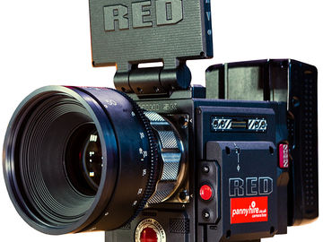 "Rent: RED EPIC-W GEMINI 5K + 7"" RED TOUCH + 2 x 512GB PL+EF"