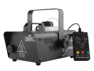 Rent: Chauvet 1200 Fog Machine w/Timer Remote
