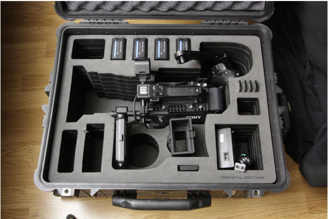 Sony PXW FS7, EF, Sigma /1.8 Art, 18-35mm, 11-16mm
