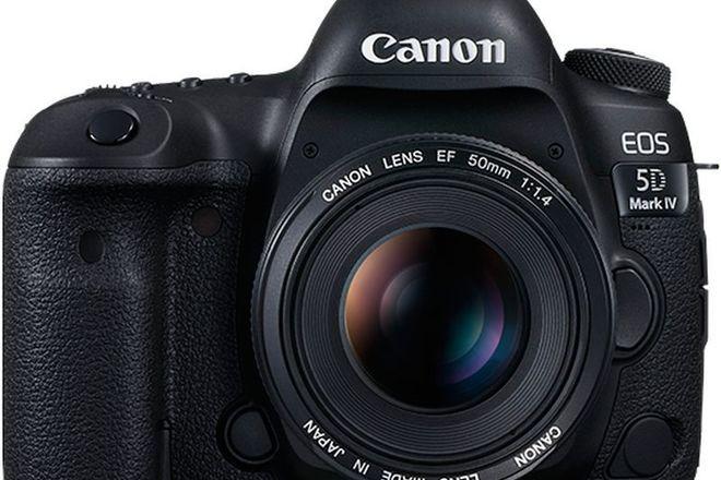 Canon EOS 5D Mark IV with CLOG Upgrade