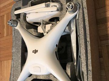 Rent: DJI Phantom 4 Pro V2