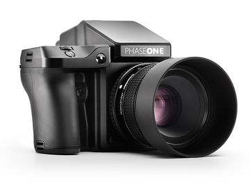 Rent: Phaseone IQ3 50MP XF + 2 lenses