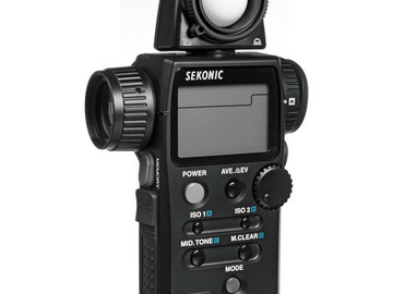 Rent: Light Meter - L-758Cine DigitalMaster